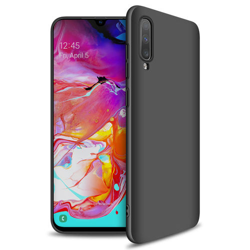 Flexi Slim Stealth Case for Samsung Galaxy A70 - Black (Matte)